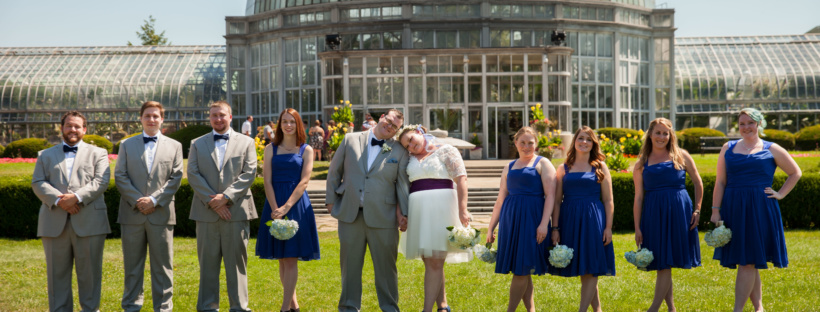 kevin rochelle belle isle conservatory wedding carol hector photography